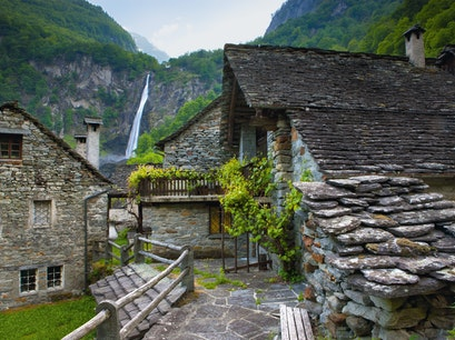 Foroglio Cevio  Switzerland