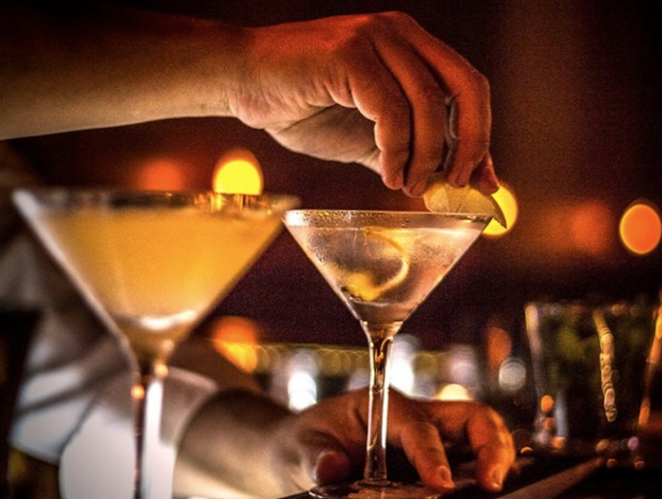 Shaken, not stirred: cocktails in a gentleman's club Buenos Aires  Argentina