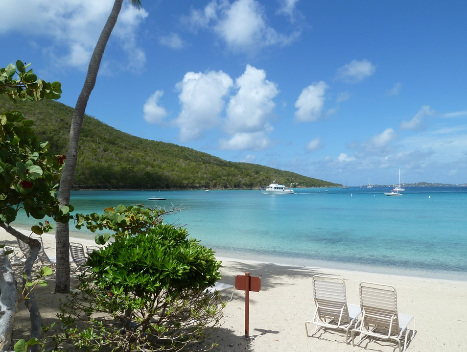 Relax and forget about it. St. John  United States Virgin Islands