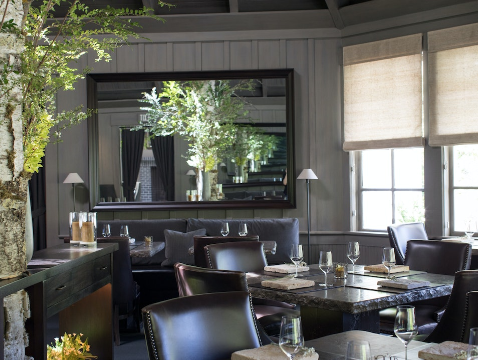 The Restaurant at Meadowood Saint Helena California United States