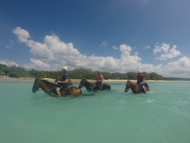 Horse Riding- Beach Trail