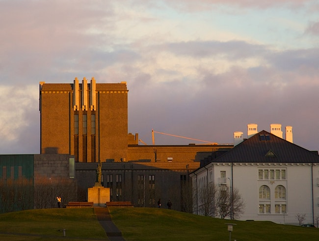 National Theatre of Iceland