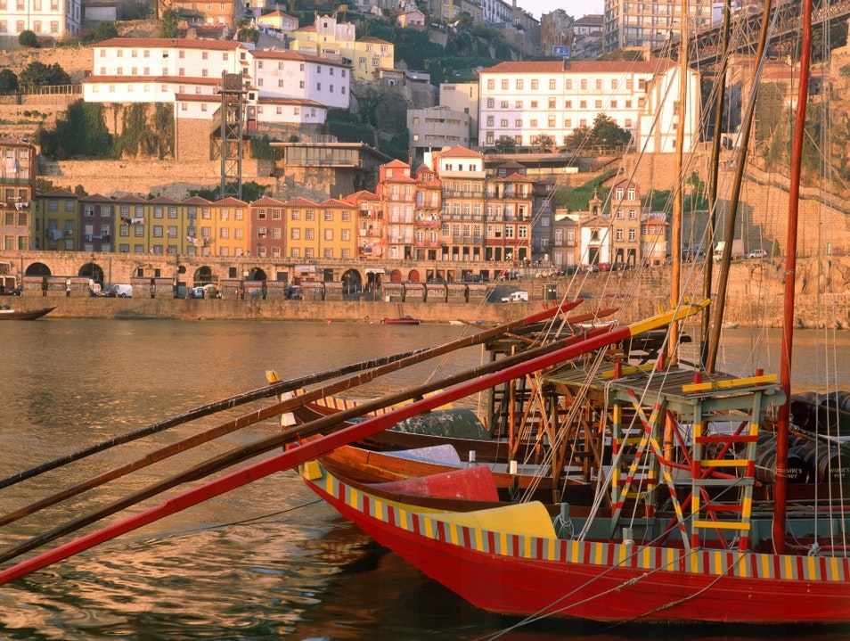 Explore Portugal's River of Gold with Viking Cruises Lisbon  Portugal