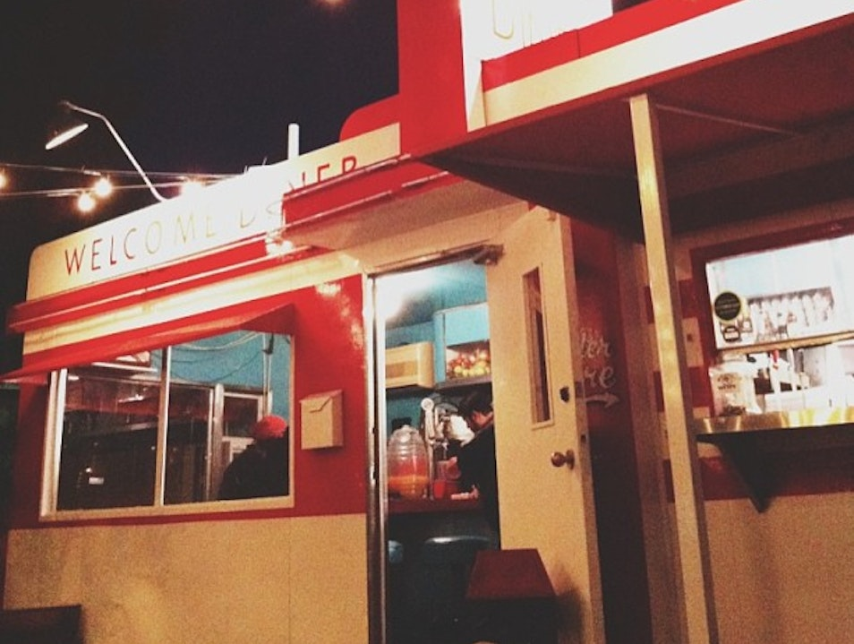 Revived Diner Phoenix Arizona United States
