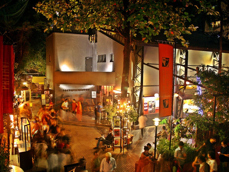 Hindi Theater and Cultural Cafe