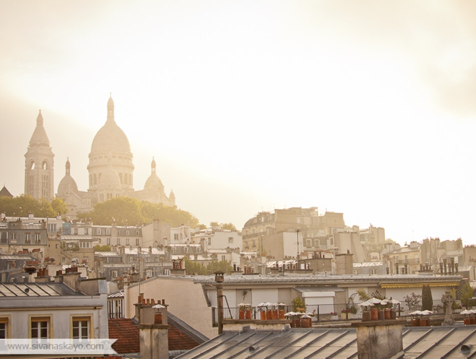 A room with a View Paris  France