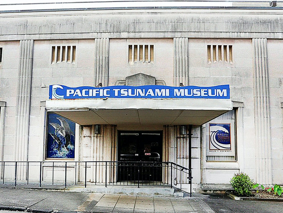 Pacific Tsunami Museum Hilo Hawaii United States