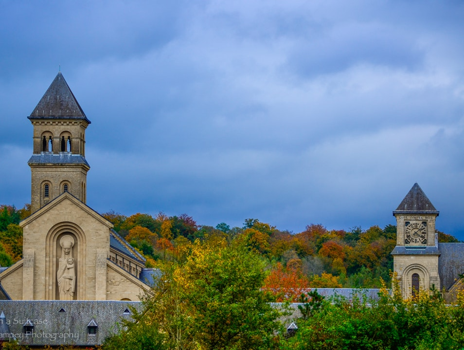 Fall at the Abbey