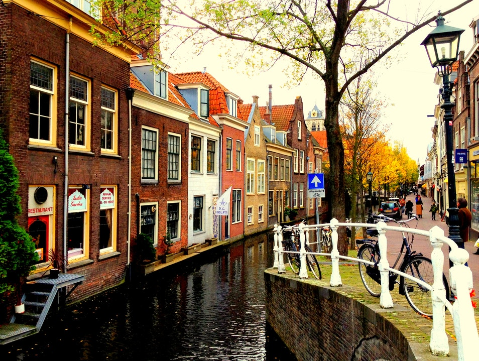 The Best of Holland Outside Amsterdam