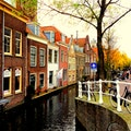 Voldersgracht Delft  The Netherlands