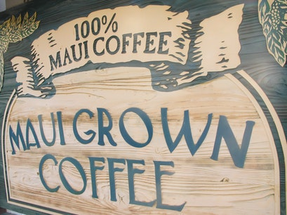 MauiGrown Coffee Lahaina Hawaii United States