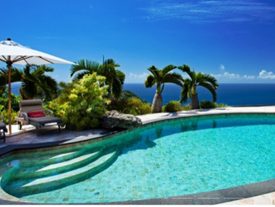 From one paradise (Jackson, Wyoming)to another- StBarths Gustaf Iii Airport  Saint Barthélemy