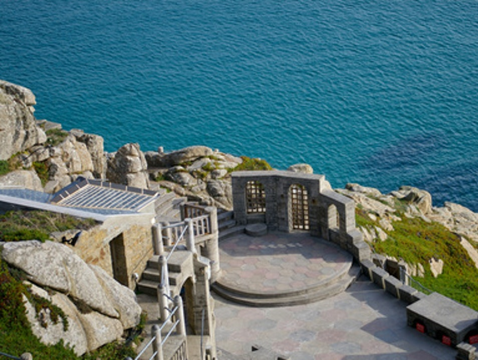 Magical Performances at the Minack