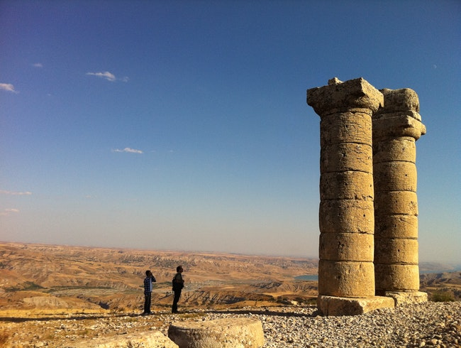 Searching for Mt. Nemrut