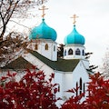 Holy Resurrection Cathedral Kodiak Alaska United States