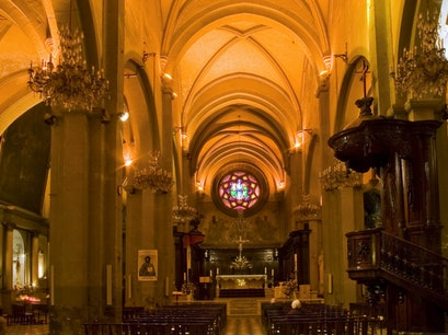 Toulon Cathedral Toulon  France