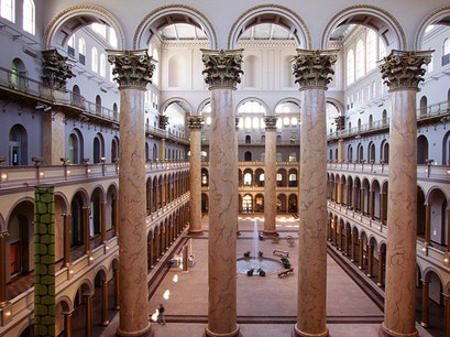 National Building Museum Washington, D.C. District of Columbia United States