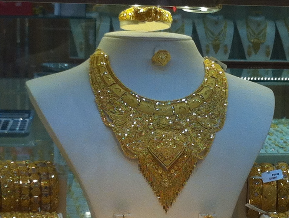shopping for gold Doha  Qatar