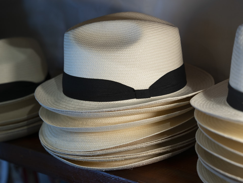 Authentic Panama Hats, Hand-Fitted & Customized San Juan  Puerto Rico