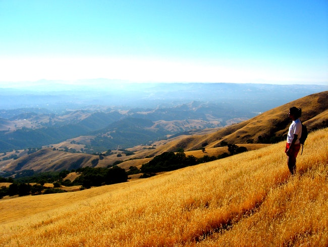 Hike Mount Diablo
