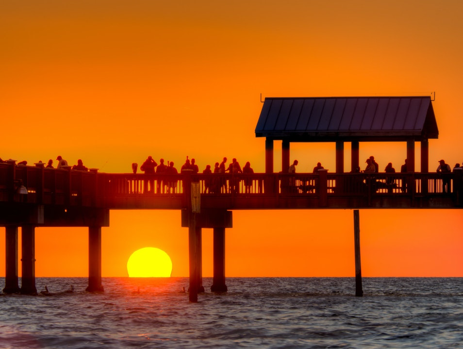 Clearwater Beach Clearwater Florida United States