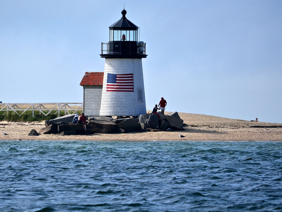 See the Country's Second-Oldest Lighthouse Nantucket Massachusetts United States