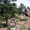 Mount Sanitas Summit Trail, Boulder Boulder Colorado United States
