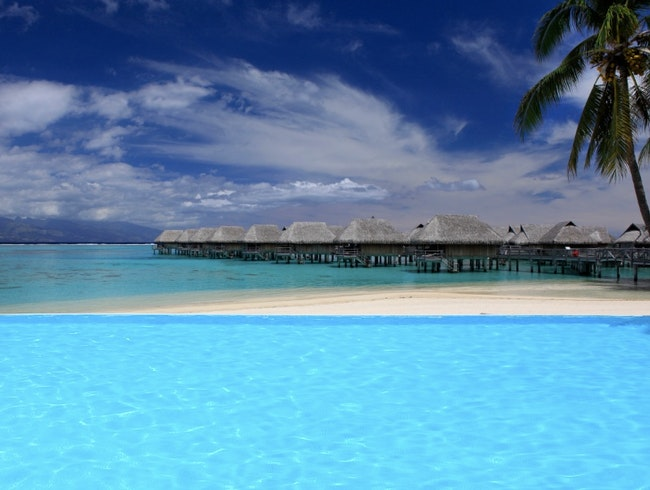 Overwater Bliss on the Island of Love