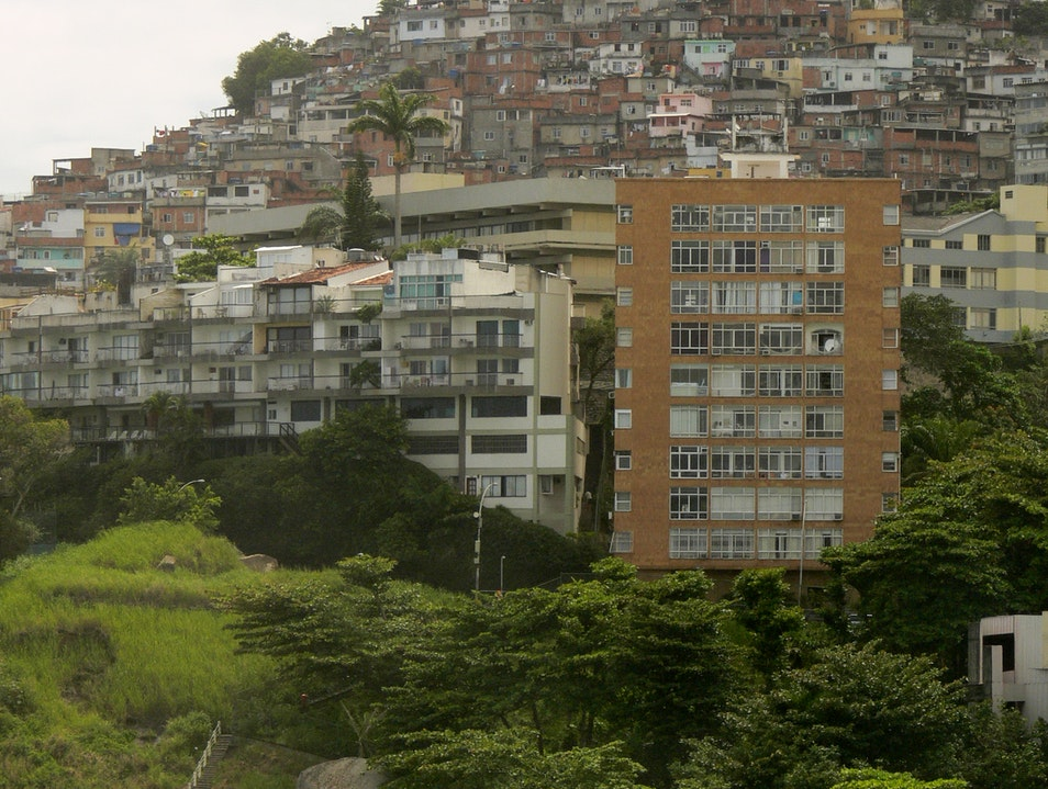 Favela by the Sea