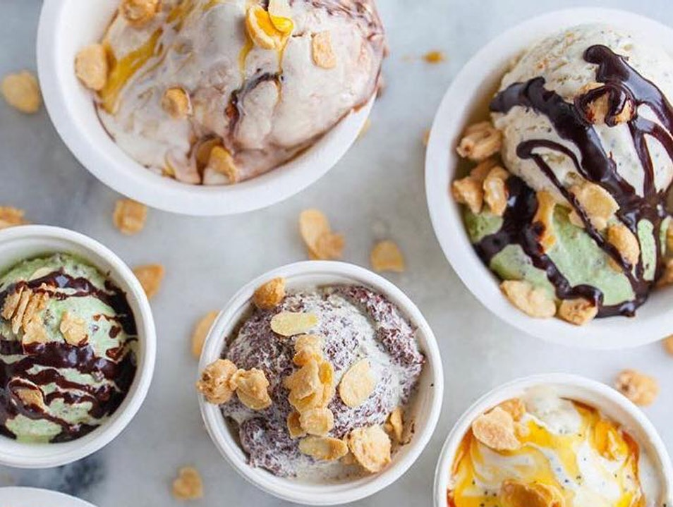 Devilishly delicious ice cream at Humphry Slocombe