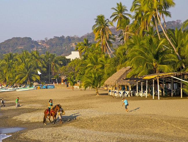 Horseback Riding in Zihuatanejo