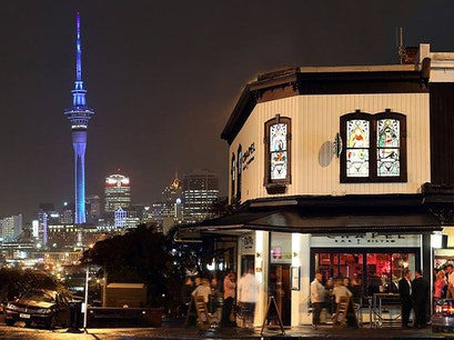 Chapel Bar & Bistro Auckland  New Zealand