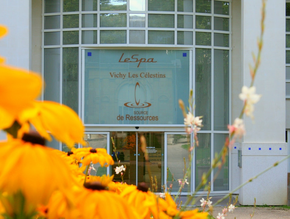 The Quintessential French Spa Experience Vichy  France
