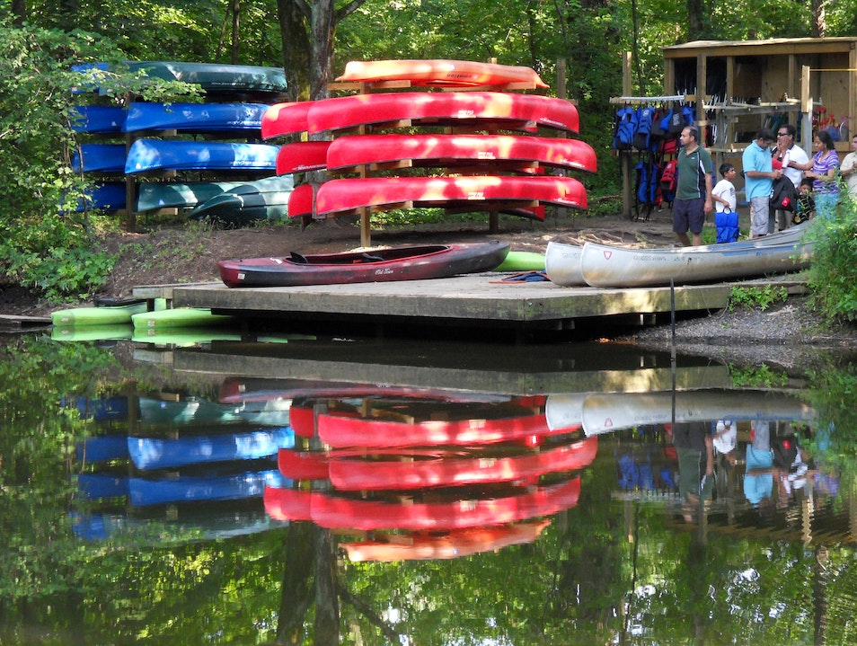 Princeton Canoe and Kayak Rental Princeton New Jersey United States