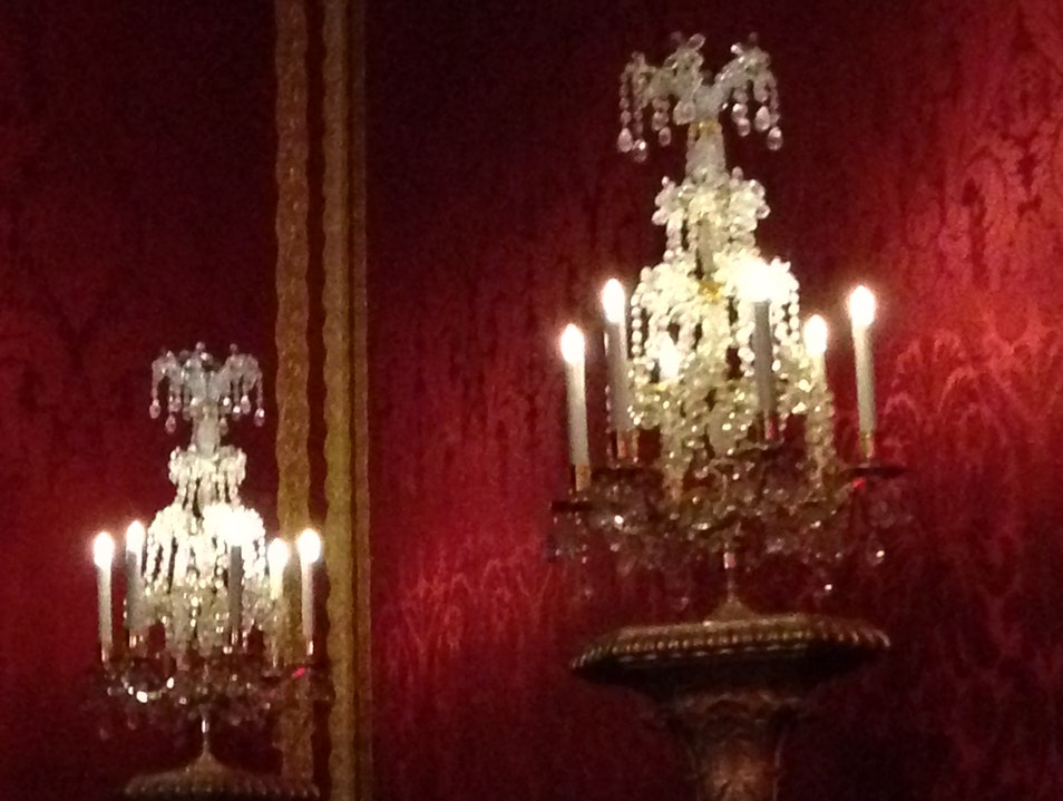 The good and bad about Versailles!