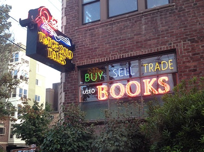 Twice Sold Tales Seattle Washington United States