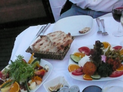 Pitti Terrace Restaurant Istanbul  Turkey