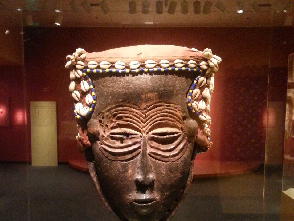 The African Art Museum Washington, D.C. District of Columbia United States