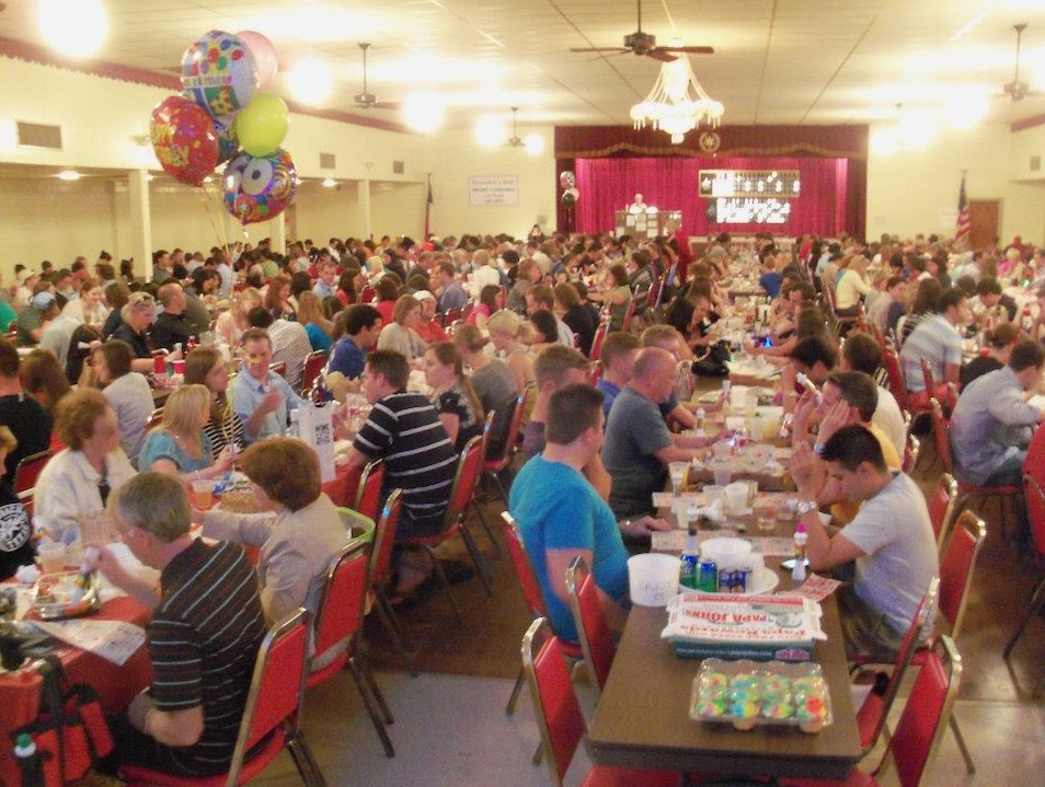Play Bingo at SPJST Lodge No. 88 Houston Texas United States