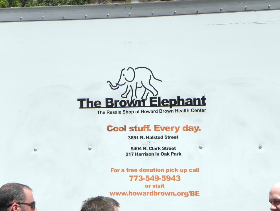 The Brown Elephant Chicago Illinois United States