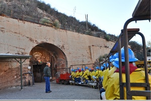 City of Bisbee: Queen Mine Tours