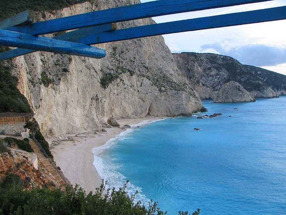 Beaches, Kitesurfing, and Big Nature in Lefkada Lefkada  Greece