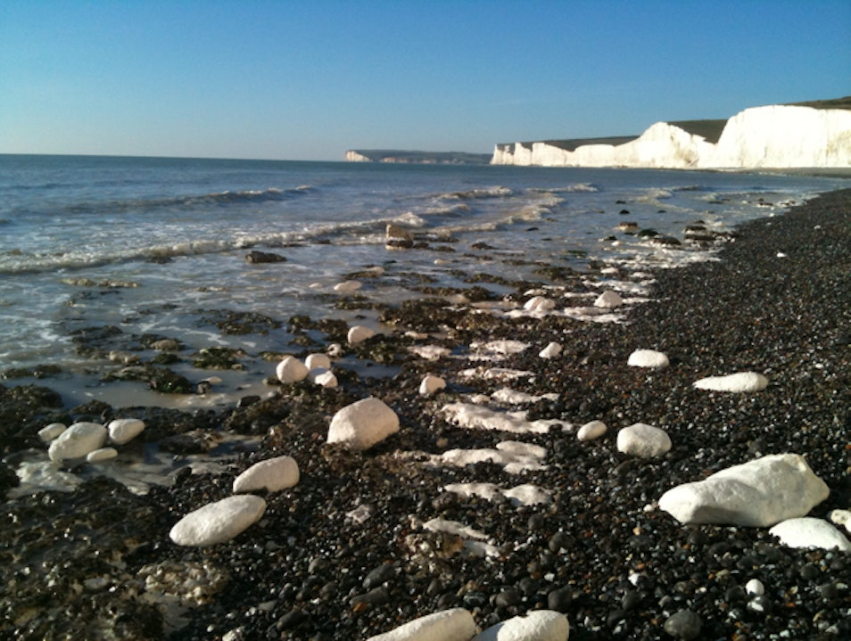 Birling Gap, East Sussex Brighton  United Kingdom