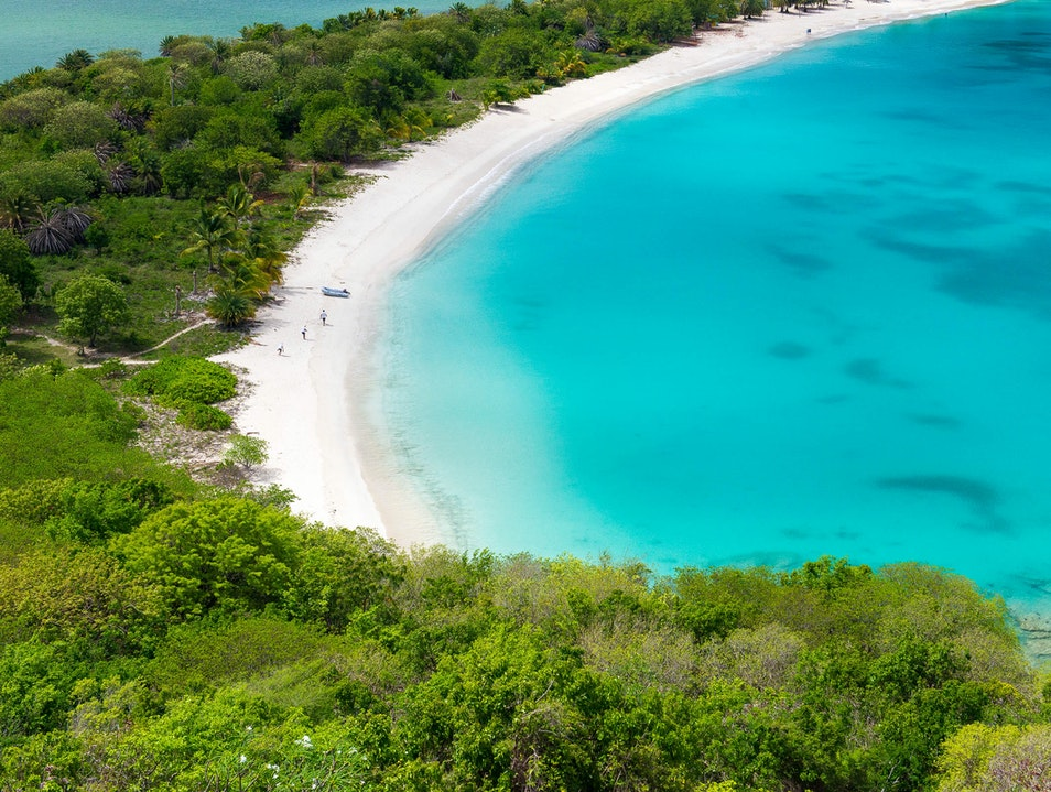 Experience Bliss at One of the Caribbean's Most Amazing Beaches Saint John  Antigua and Barbuda
