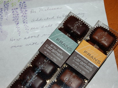 Fran's Chocolates Bellevue Washington United States