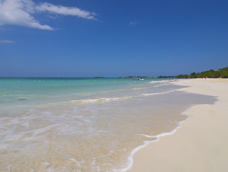 Escape to Long Bay Beach Park Negril  Jamaica