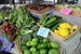 Farmers Market in the Heart of Downtown Portland Oregon United States