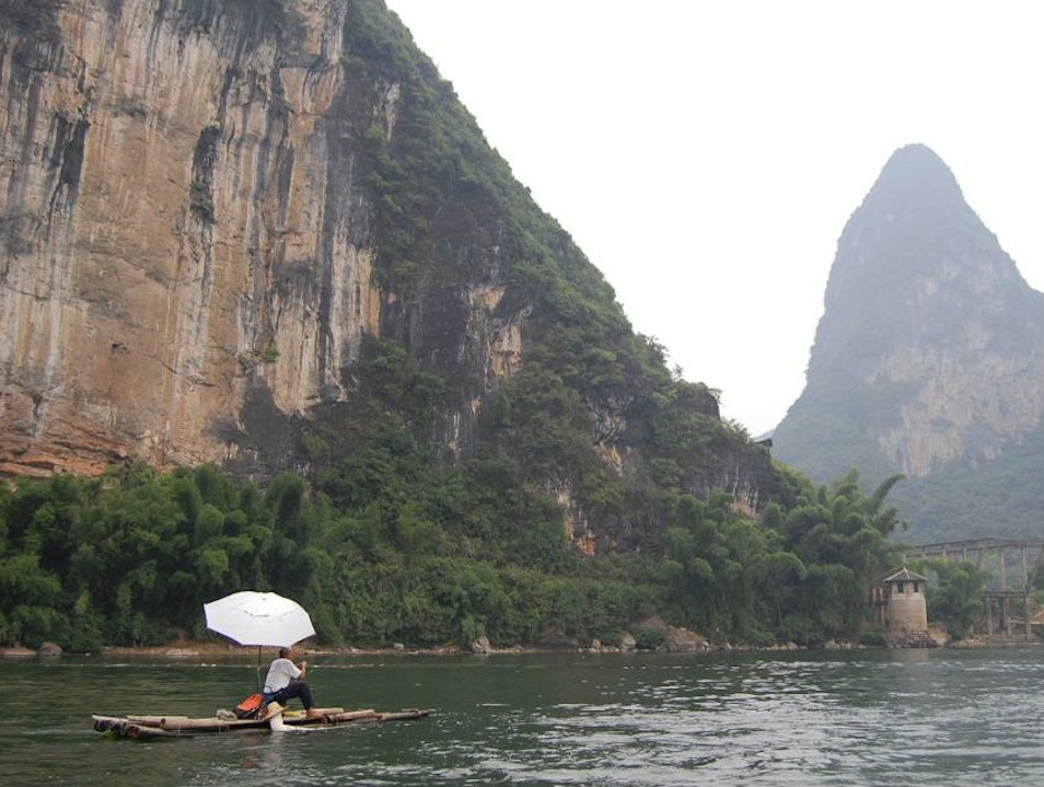Have you been to Yangshuo? Guilin  China