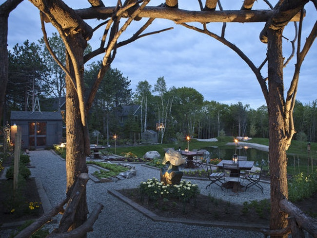 Camp Hotels: Hidden Pond, Maine
