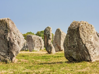Carnac Standing Stones   France